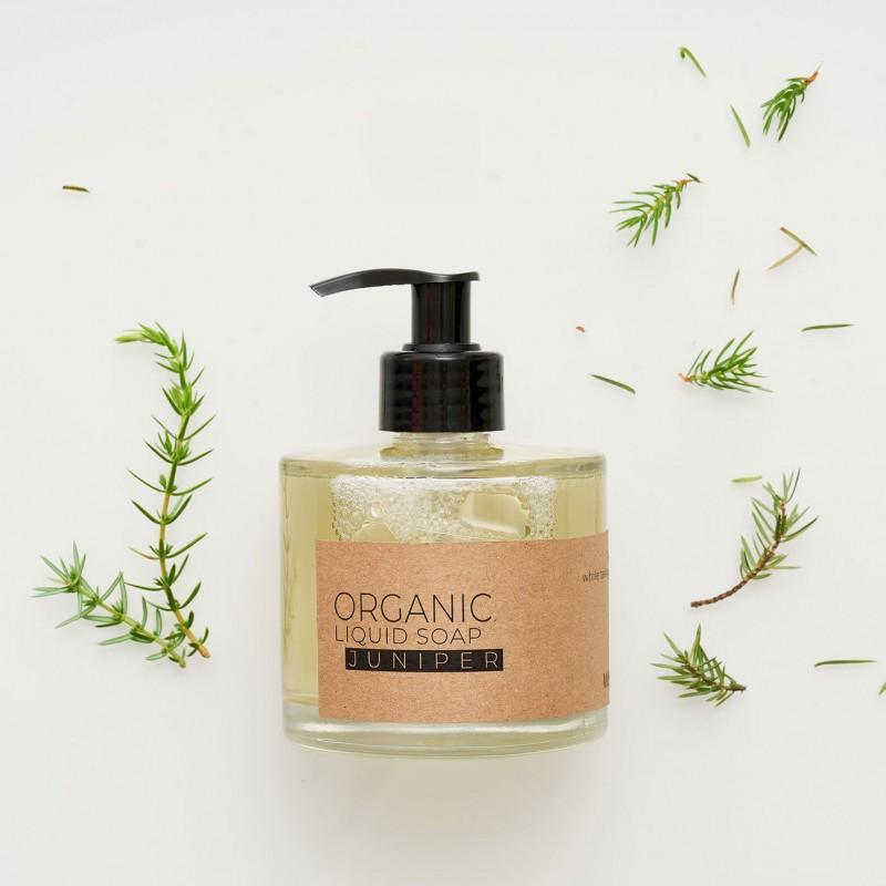 JUNIPER ORGANIC LIQUID SOAP