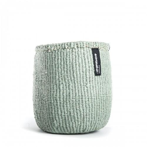 Light green MIFUKO basket