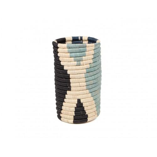 Blue Chloé vase