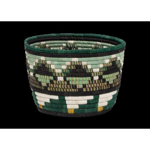 Cache-pot Aya vert