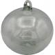 Boule en verre soufflé transparent