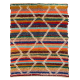 BERBERE CORAL BLUE RED GREEN