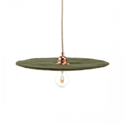 FULLMOON GREEN LAMP