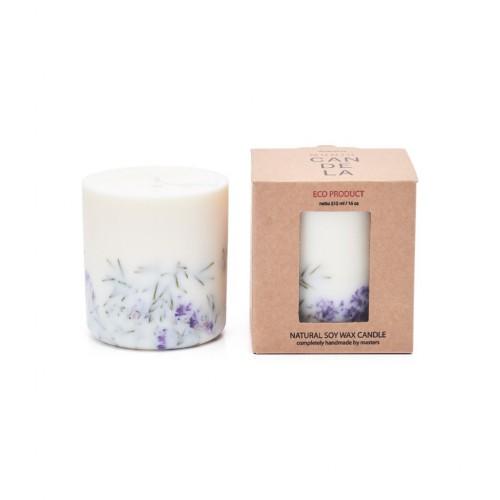 Juniper & Limonium Candle