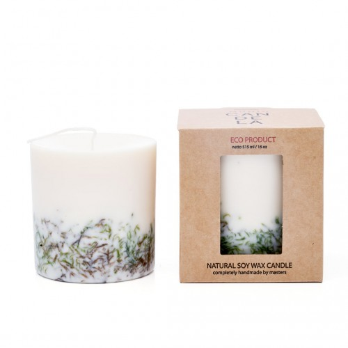 Moss Candle